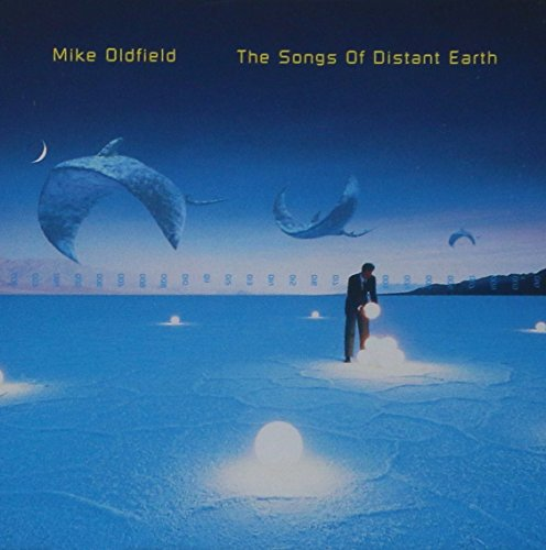 CD : Mike Oldfield - Songs of Distant Earth (CD)