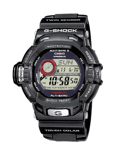 Casio GW-9200-1ER Men's G-Shock Radio Controlled Watch