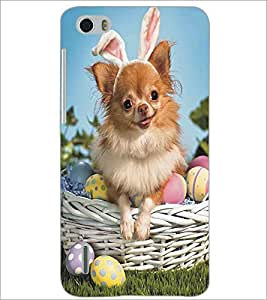 HUAWEI HONOR 6 CUTE PUPPY Designer Back Cover Case By PRINTSWAG