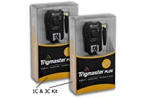 Aputure Trigmaster Plus Kit (2x Transceivers) for Canon