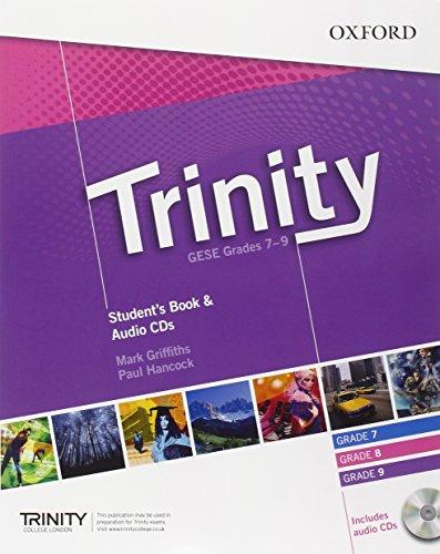 Trinity Graded Examinations in Spoken English (GESE): Trinity exam 7-9. Con CD