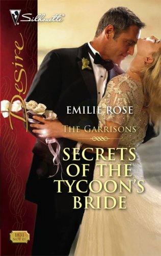 Image of Secrets Of The Tycoon's Bride (Silhouette Desire)