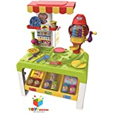 Toys Bhoomi Interactive Color Play Dough Sweet Shoppe DIY Cake & Ice Creams Making Set