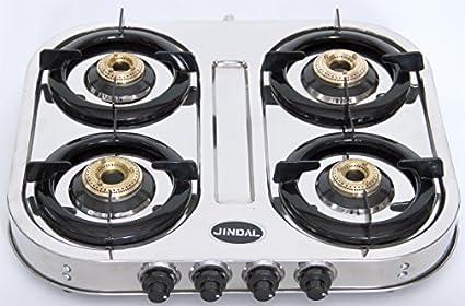 Jindal-Curve-SS-4-Burner-Gas-Cooktop