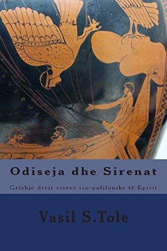 Odiseja dhe Sirenat, grishje drejt viseve iso-polifonike te Epirit: Një temë homerike me variacione