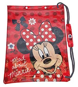 Disney Minnie Mouse Mad About Minnie Swimbag