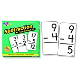 Subtraction 0-12 (all facts) 169 Flash Cards