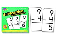 Subtraction 0-12 (all facts) 169 Flas…