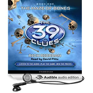 The 39 Clues, Book One: The Maze of Bones (Unabridged)