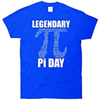 Legendary Pi Numbers Sign Day 3.14.15 T-Shirt