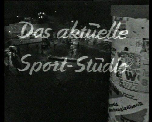 Aktuelle Sportstudio Heute