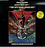 James Bond The Spy Who Loved Me 1977 UK vinyl LP UAG30098