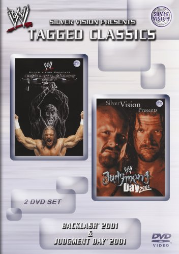 WWE - Backlash 2001 / Judgment Day 2001 [DVD]