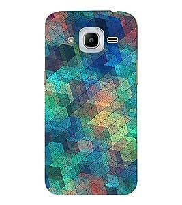EPICCASE Illuisions Mobile Back Case Cover For Samsung J2 2016 (Designer Case)