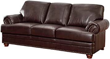 Coaster Colton Sofa-Brown
