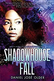 Book Cover: Shadowhouse Fall