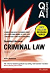 Law Express Question and Answer: Crim...