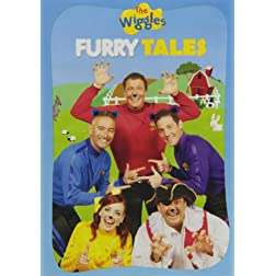 Wiggles: Furry Tales W/Puzzle