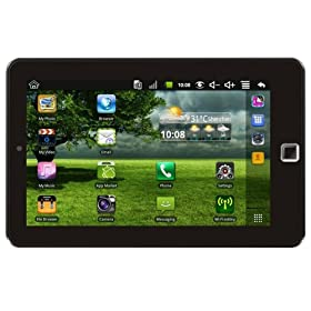 7 Inch Android 2.2 Via8650 Tablet Pc Built-in Phone Calling 4gb