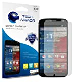 Tech Armor Antiglare Screen Protector for Moto X