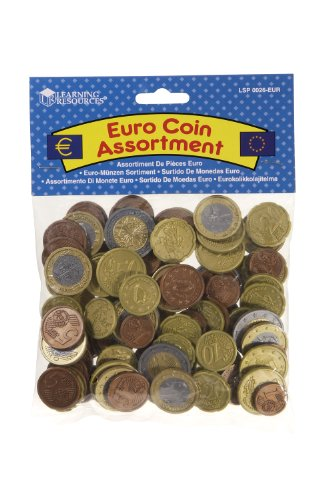 ressources-dapprentissage-euro-coin-assortiment-lecture-money-100-pieces