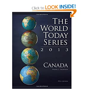 Canada 2013 (World Today (Stryker)) by Wayne C. Thompson