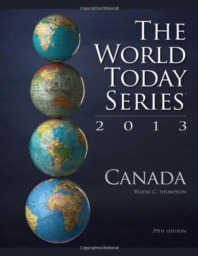 Canada 2013 (World Today (Stryker))
