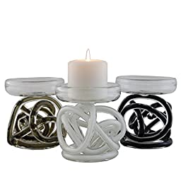 TIC Collection 49-310 Neutron Candleholder (Set of 3)
