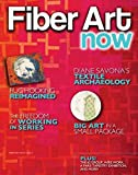 img - for Fiber Art Now Magazine Vol. 3 Issue 3 Spring 2014 book / textbook / text book