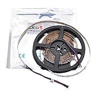 LEDwholesalers 16-Ft RGB Color-Changing 150xSMD5050 LED Flexible Strip