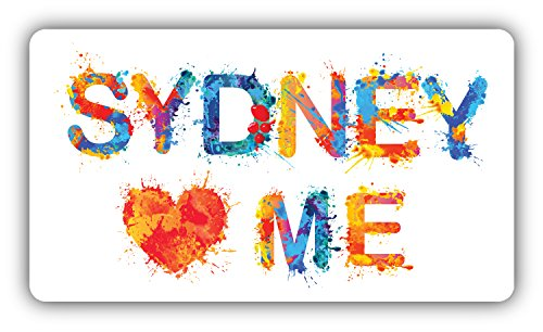 sydney-loves-me-slogan-art-decor-autocollant-12-x-8-cm