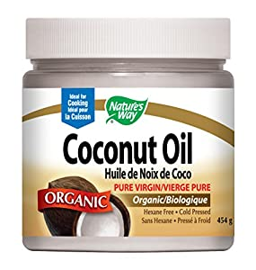 Nature's Way Coconut Oil, 16 oz.