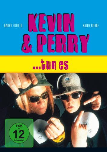 Kevin &#038; Perry Go Large funny Drum &#038; Bass Rave Raver raving movie DVD