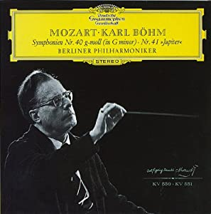 Mozart: Symphonies Nos. 40 & 41 Jupit