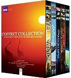 Coffret Collection BBC - 5 documentaires plus grands que nature  (12 DVD) (Version française)