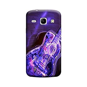 Ebby Premium Printed Mobile Back Case Cover With Full protection For Samsung Core 8262 (Designer Case)
