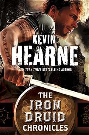 The iron druid chronicles books
