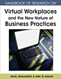 img - for Handbook of Research on Virtual Workplaces and the New Nature of Business Practices book / textbook / text book