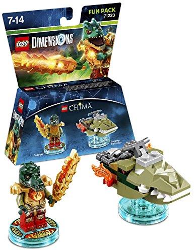 LEGO Dimensions - Fun Pack - Cragger