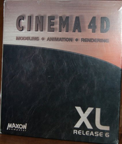 Cinema 4D Release 6 Xl Power Mac