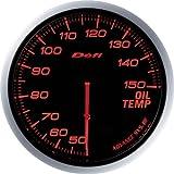 日本精機 Defi (デフィ) メーター【Defi-Link ADVANCE BF】油温計 (アンバーレッド) DF-10402