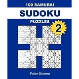 100 Samurai Sudoku Puzzles 2 ~ Peter Greene