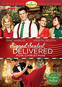 Signed Sealed Delivered Christmas by Hallmark Channel