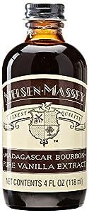 Nielsen-Massey Vanilla Extract, Madagascar, 4 Ounce