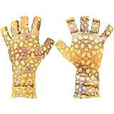Glacier Glove Limited Edition Rainbow Trout Sun Glove (LARGE/X-LARGE)