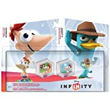 TAKE-TWO 1117270000000 / Disney Infinity Phineas & Ferb Toy Box Pack. Includes Phineas, Agent P with Pheas and Ferb Texture Set and Skydome Power Discs.