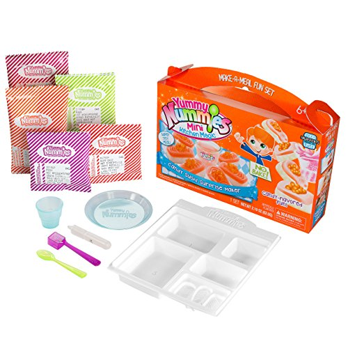 Yummy Nummies Make-a-Meal Fun Set - Candy Sushi Surpise Maker - 1
