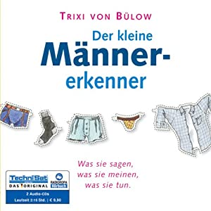 eBook Cover für  Der kleine M xE4 nnererkenner Was sie sagen was sie meinen was sie tun