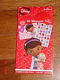 Doc McStuffins Valentine Day Cards 32 Class Valentines with Stickers