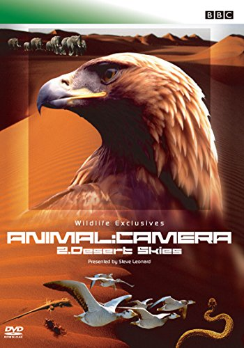 BBC ワイルドライフ・エクスクルーシヴ アニマル・カメラ 滑空の荒野 [DVD]